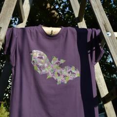 Fialový netopýr